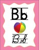 Pastel Colors ABC