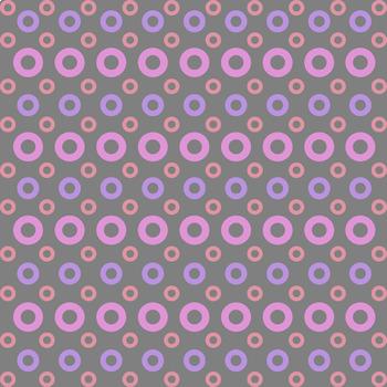 Pastel Circles Digital Papers Set