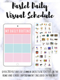 Behavior Management: Daily Visual Schedule for Autism and Special Education