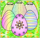 Pastel Easter Egg Set 1