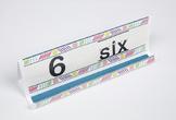 Pastel Number GrandStand: 6