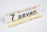 Pastel Number GrandStand: 7