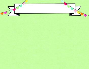 Pastel Powerpoint Slides