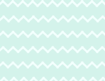 Pastel Spring Chevron Backgrounds - 10 Colors
