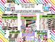 Pastel Sterlite Drawer Labels: Choice of Pastel Stripe and SUPERHERO