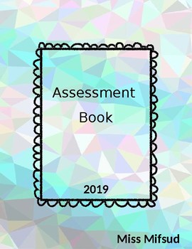 Pastel Style Assessment Booklet By Miss Mifsud Tpt Please pay attention to the public notes on the accredited course list. teachers pay teachers