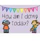 Pastel and Polka Dot Behavior Management Clip Chart!