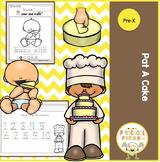 Pat-A-Cake Nursery Rhyme