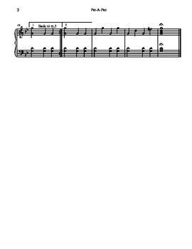 Pat-A-Pan for Tone Chimes/ Choir Chimes