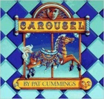 """Pat Cummings """"Carousel"""" Lesson and Arts Integration Lesson {Houghton Mifflin}"""