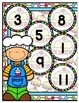 Pat-a-Cake Number Match File Folder Game