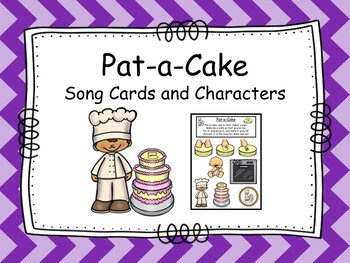 Pat-a-Cake- Song