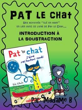 Pat le chat: J'adore mes boutons ronds