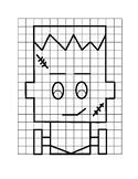Patchwork Frankenstein Areas of Complex Figures
