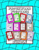 Patchwork Pictures Bundled Set - Holidays & Seasons - 140 + pages