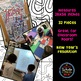 Patchwork Puzzle Poster: A New Year's Collaborative Activity