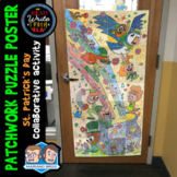 Patchwork Puzzle Poster: A St. Patrick's Day Collaborative