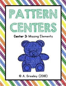 Pattern Center 3 - Missing Elements