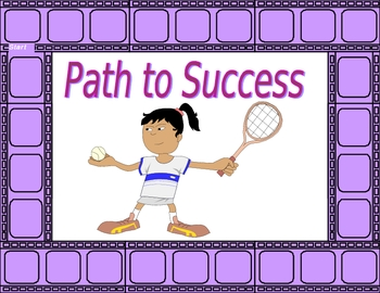 Path to Success Game Board