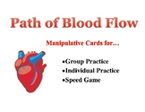 Path of Blood Flow Practice Cards