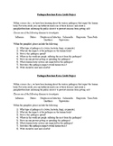 Pathogen Brochure Project