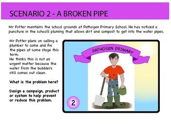 Pathogen Primary