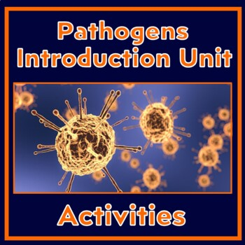 Pathogens - Intro Unit on Pathogenic Microorganisms, Vectors, Hosts, Germ Theory