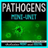 Pathogens Mini-Unit - Distance Learning Compatible
