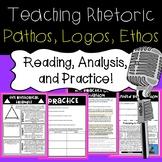 Pathos, Logos, Ethos: Understanding and Practicing Rhetorical Appeals