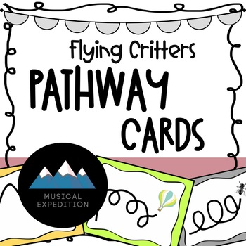 Pathway Cards for Vocal Exploration