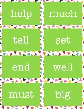 Pathways to Reading Sight Words