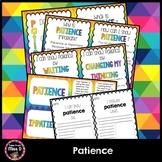 Social Skills Patience