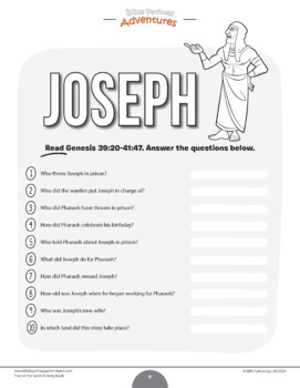 Patience: Fruit of the Spirit Activity Book & Lesson Plan