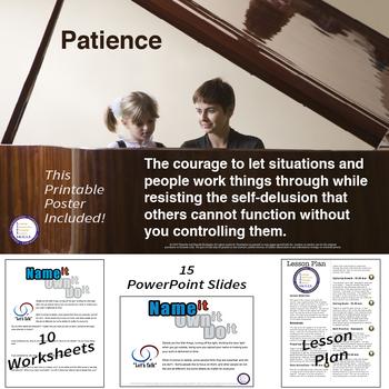 Patience Lesson
