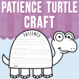 Patience - Turtle Craft