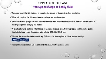 Patient Zero - Spread of Infectious Diseases