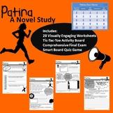 Patina by Jason Reynolds Novel Study Bundle