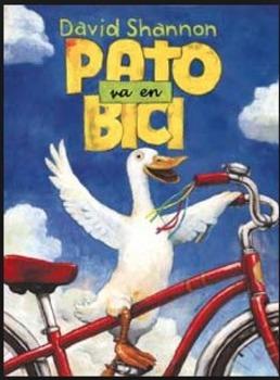 Spanish Story Map for Pato Va En Bici