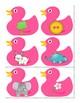 Patos en fila-Orden Alfabético - Spanish Ducks in a Row