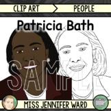 Patricia Bath Clip Art
