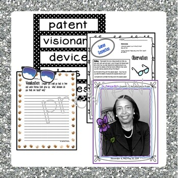 Patricia Bath:Test-Prep & Close Read Core-Aligned with Text Dependent Questions