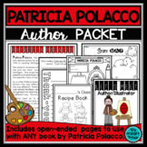 Patricia Polacco:  An Author Study Packet