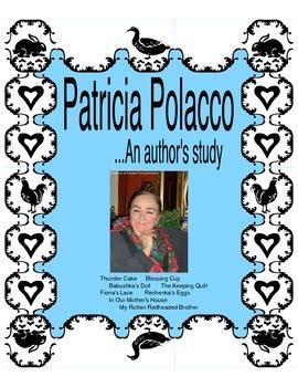 Patricia Polacco - An Author's Study