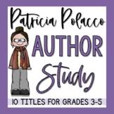 Patricia Polacco Author Study & Story Unit Bundle