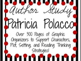 Patricia Polacco: Author Study for Characters, Setting, and Plot