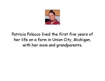 Patricia Polacco Biography Scavenger Hunt