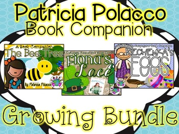 Patricia Polacco Book Companion Bundle #Sale