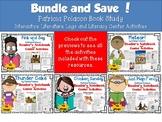Patricia Polacco Bundle - Interactive Literature Logs and