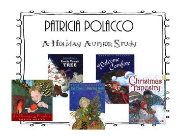 Patricia Polacco Christmas Book Unit