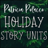 Patricia Polacco Christmas Story Units